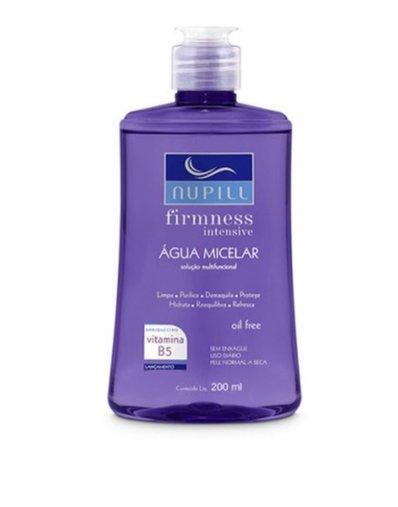 Agua Micelar 200ml Nupill Firmeness Intensive
