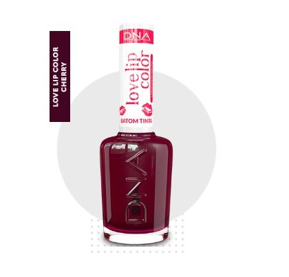 Batom Tinta Love Lip Color Cherry - DNA Italy