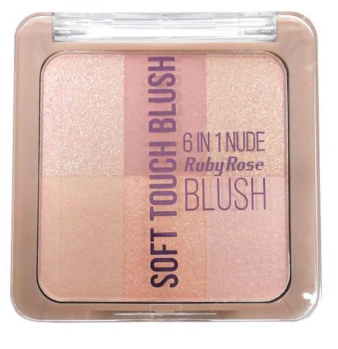 Blush Soft Touch 1 - Ruby Rose