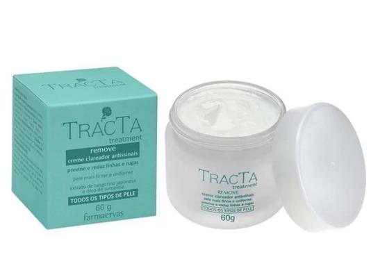 Creme Facial Clareador Antissinais 60g - Tracta
