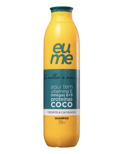 Eume Crespos & Cacheados - Shampoo 250ml