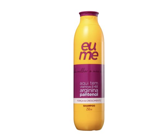 Eume Força & Crescimento - Shampoo 250ml