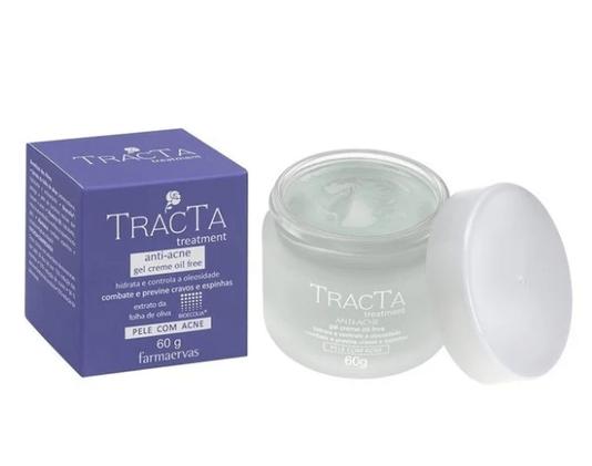 Gel Creme Oil Free Anti-Acne 60g - Tracta