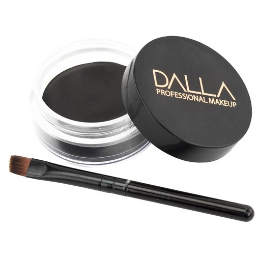 Gel Delineador à Prova D´água Vegano - Dalla Makeup