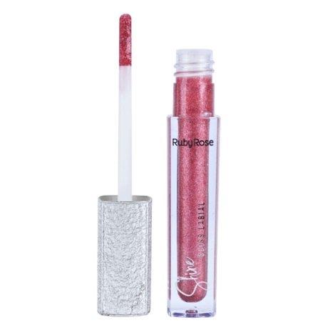 Gloss Labial Shine Cor 069 - Ruby Rose