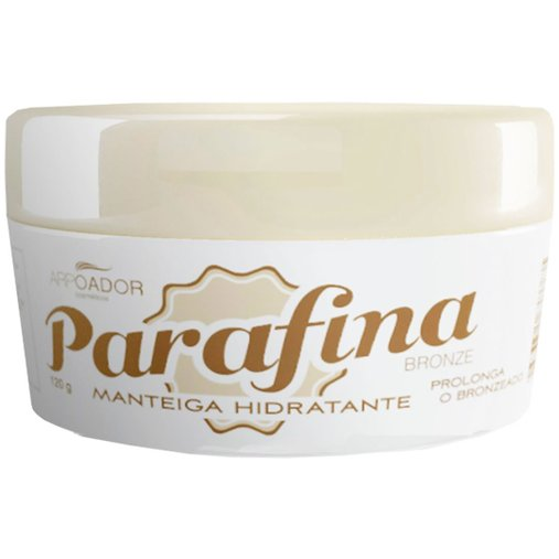 Manteiga Hidratante Parafina Bronze - 120g
