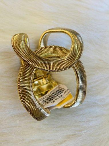 Maxi Pulseira Dourada