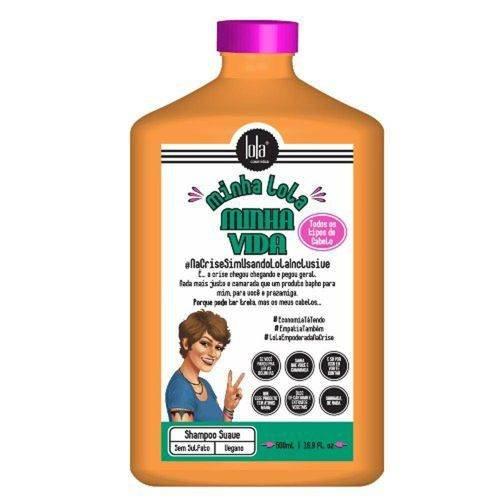 Minha Lola Minha Vida Lola Cosmetics Shampoo Sem Sulfato 500ml