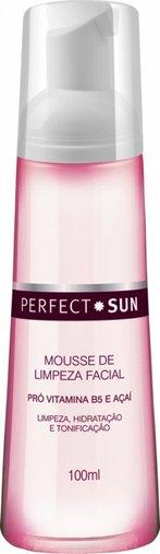 Mouse de limpeza Facial - Perfect Sun