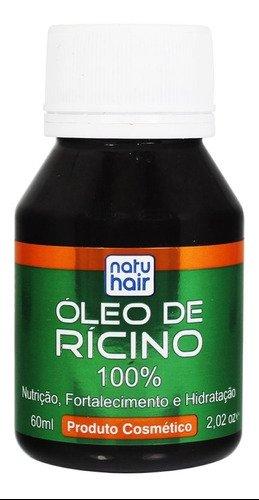 Oleo de Rícino 60ml