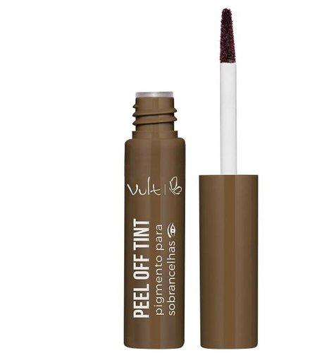 Peel Off Tint Pigmentação para Sobrancelha cor 2- Vult
