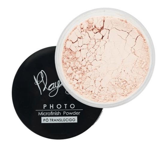 Pó Translúcido Photo Microfinish Powder 01 - Playboy