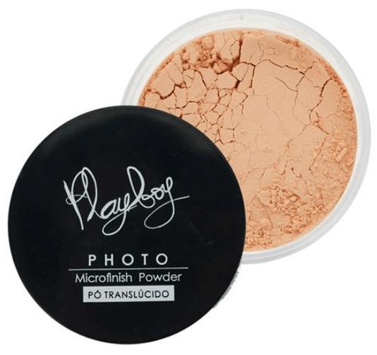 Pó Translúcido Photo Microfinish Powder 03 - Playboy