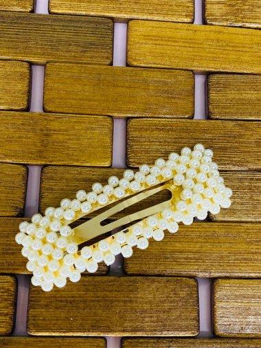 Presilha Traditional Pearl - Bijuh Moderna