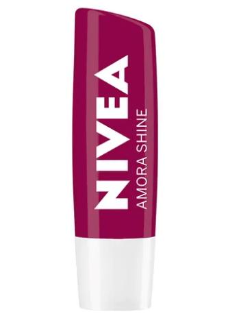 Protetor Labial Amora Shine - Nivea