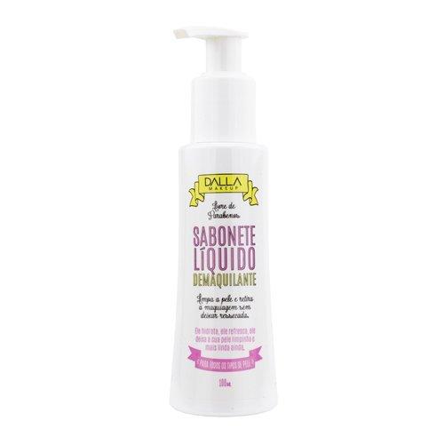 Sabonete Líquido Demaquilante - Dalla Makeup