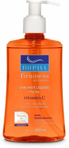 Sabonete Líquido Faciall Firmness Intensive Vitamina C - Nupill