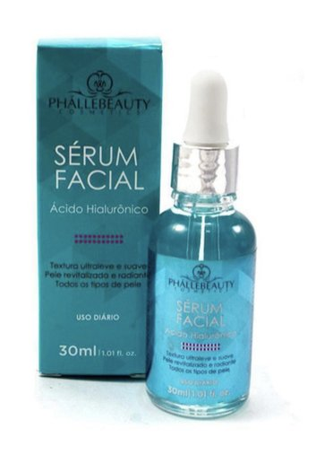 Serum Facial Hialuronico Phallebeauty