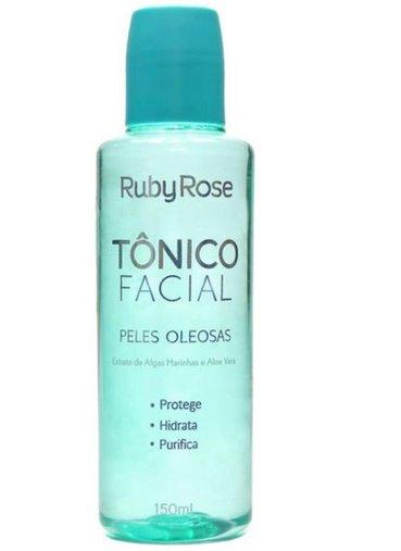 Tônico Facial Pele Oleosa - Ruby Rose