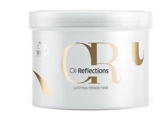 Wella Professionals Oil Reflections Máscara de Hidratação Tamanho Professional - 500ml